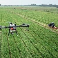 Consulta vai avaliar uso de drones no agronegócio